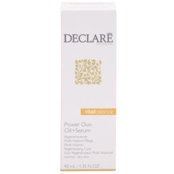 Declaré Vital Balance мультивітамінний відновлюючий догляд для нормальної та сухої шкіри 3