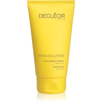Fotografie Decléor Aroma Solutions energizující gel na obličej a tělo 150 ml