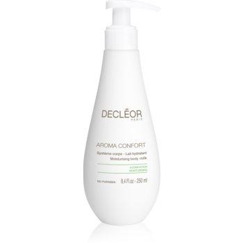 Fotografie Decléor Aroma Confort tělové hydratační mléko pro suchou pokožku 250 ml