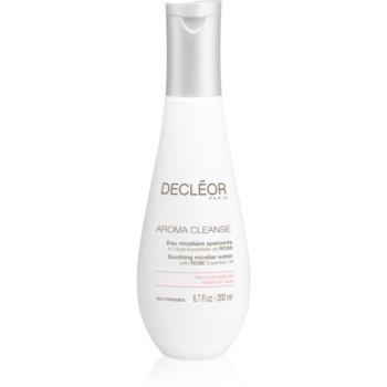 Fotografie Decléor Aroma Cleanse micelární voda bez parabenů 200 ml