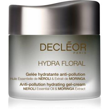 Decléor Hydra Floral crema gel pentru hidratare.