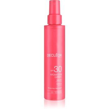 Decléor Aroma Sun Expert ulei cu protectie solara pentru piele si par SPF 30 imagine produs