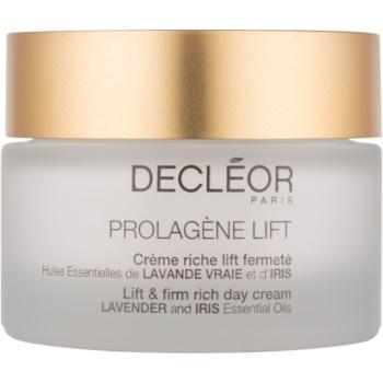 Decléor Prolagène Lift cremă de zi nutritivă, cu efect de netezire și de fermitate
