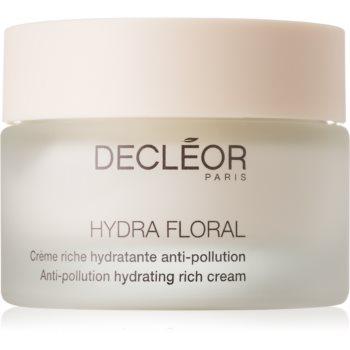 Decléor Hydra Floral crema bogat hidratanta ten uscat