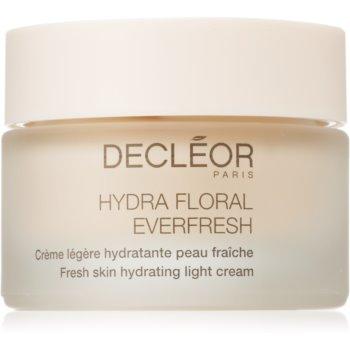 Decléor Hydra Floral Everfresh crema hidratanta usoara pentru piele deshidratata