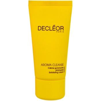 Fotografie Decléor Aroma Cleanse peelingový krém pro všechny typy pleti 50 ml