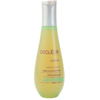 Decléor Aroma Cleanse gel de limpeza com óleos essenciais