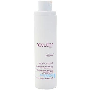 Decléor Aroma Cleanse gladilna in čistilna pena 3v1 1