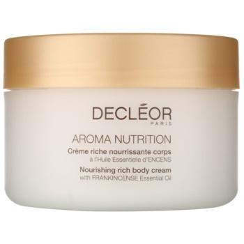 Decléor Aroma Nutrition bohatý výživný krém na tělo 200 ml