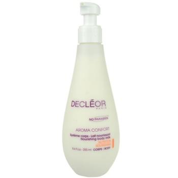 Fotografie Decléor Aroma Confort tělové mléko pro suchou pokožku 250 ml
