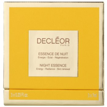 Decléor Night Essence intenzivna nočna nega za učvrstitev obraza 2