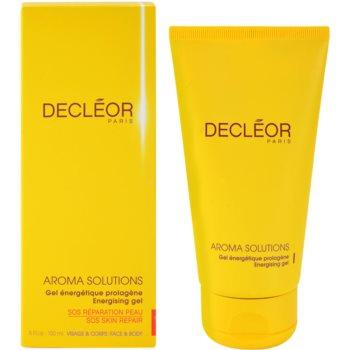 Decléor Aroma Solutions енергизиращ гел за лице и тяло 1