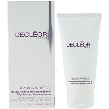 Decléor Aroma White C+ изсветляваща почистваща пяна 1