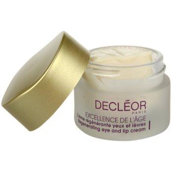 Decléor Excellence de L´Âge Anti-Âge Global крем проти зморшок для шкіри навколо очей для зрілої шкіри 1