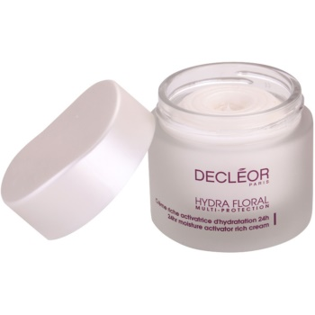 Decléor Hydra Floral Rich Hydrating Cream For Normal And Dry Skin 1
