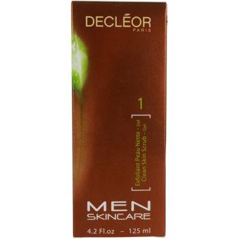 Decléor Men Skincare esfoliante de limpeza 2