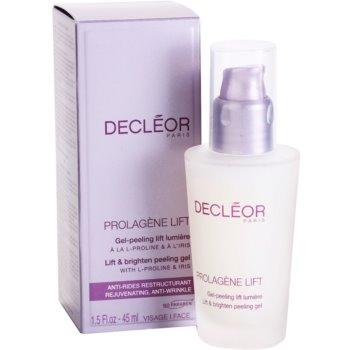 Decléor Prolagene Lift gel calmant si exfoliant pentru piele normala 2