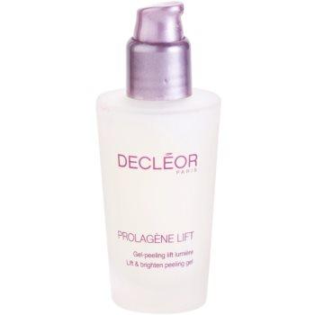 Fotografie Decléor Prolagene Lift vyhlazující peelingový gel pro normální pleť 45 ml