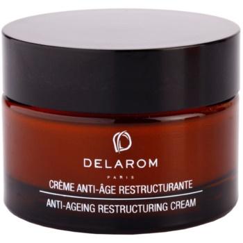 Delarom Anti Ageing crema regeneratoare anti-imbatranire cu ulei organic de argan