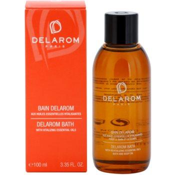 Delarom Body Care Bad mit revitalisierenden essenziellen Ölen 1