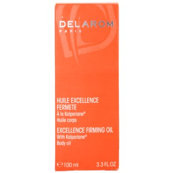 Delarom Body Care óleo corporal refirmante 2