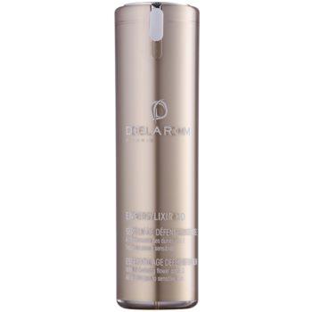 Delarom Energylixir HD Ser de protecție împotriva îmbătrânirii cu paie și uleiuri esențiale