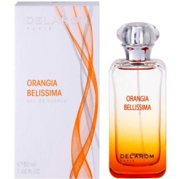 Delarom Orangia Belissima eau de parfum pentru femei 50 ml