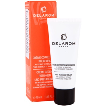 Delarom Anti Redness crema anti-roseata cu extract de nufar 2