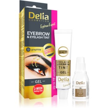Delia Cosmetics Eyebrow Expert activator vopsea sprâncene imagine produs