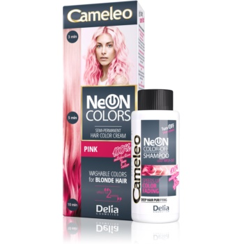 Delia Cosmetics Cameleo Neon Colors set cosmetice II.