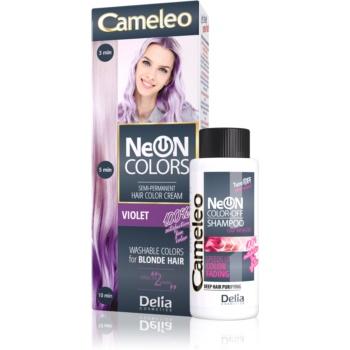 Delia Cosmetics Cameleo Neon Colors set cosmetice IV.