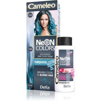Delia Cosmetics Cameleo Neon Colors set cosmetice VI.