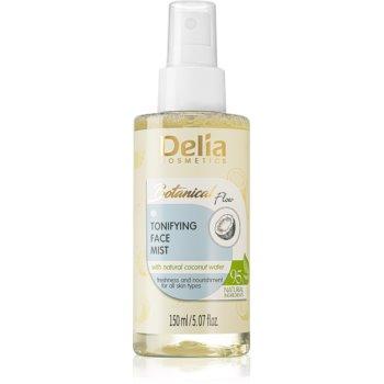 Delia Cosmetics Botanical Flow Coconut Water cea?ã facialã tonicã imagine produs