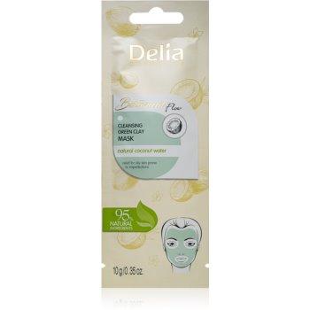 Delia Cosmetics Botanical Flow Coconut Water masca de fata pentru curatare pentru ten gras imagine produs
