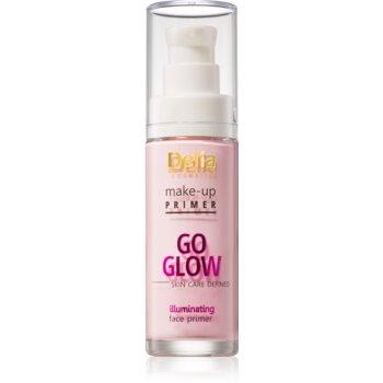 Delia Cosmetics Skin Care Defined Go Glow Primer pentru a lumina si unifica tenul