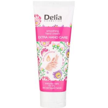 Delia Cosmetics Extra Hand Care creme de suavização para as mãos com d-pantenol