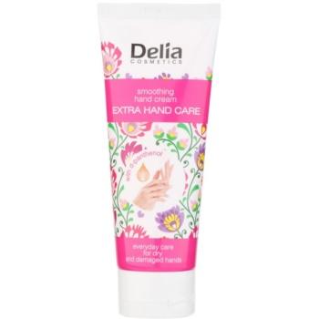 Delia Cosmetics Extra Hand Care glättende Handcreme mit D-Panthenol