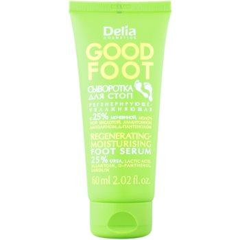 Delia Cosmetics Good Foot regenerační a hydratační sérum na nohy