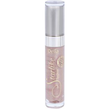 Delia Cosmetics Starlike lipgloss lip gloss cu particule stralucitoare