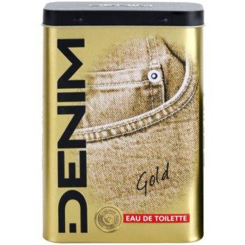Denim Gold Eau de Toilette for Men 4