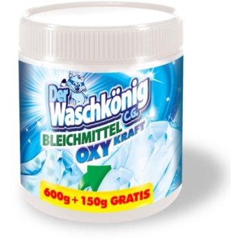 Der Waschkönig Oxy White decolorant pentru îndepãrtarea petelor imagine produs