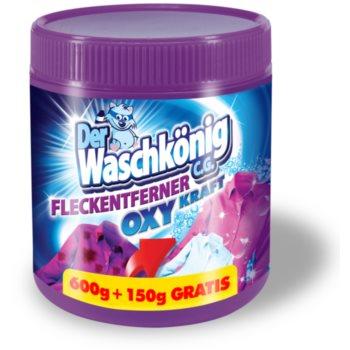Der Waschkönig Oxy Color decolorant pentru îndepãrtarea petelor în pulbere imagine produs