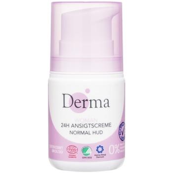 Derma Woman crema pentru piele normala  50 ml