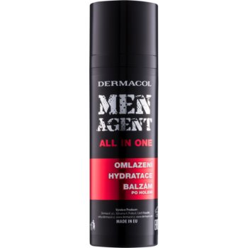 Dermacol Men Agent All in One gel de intinerire after shave