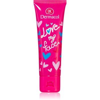 dermacol love my face crema iluminatoare pentru piele tanara