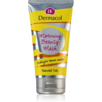 Dermacol Morning Beauty Mask mască înviorătoare pentru dimineață poza noua
