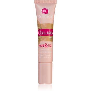 Dermacol Collagen+ intenzivní omlazující krém na oči a rty 15 g