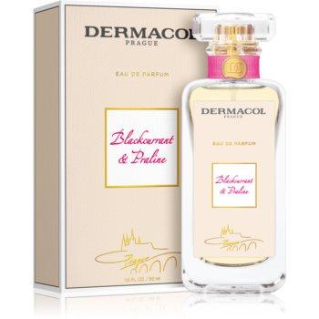 Dermacol Blackcurrant & Praline Eau de Parfum pentru femei