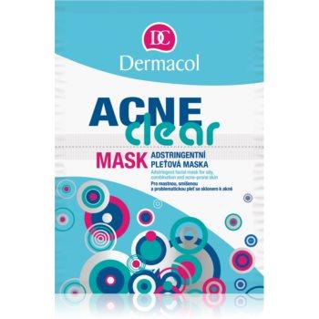 Dermacol Acneclear mascã pentru fa?ã pentru ten acneic imagine produs