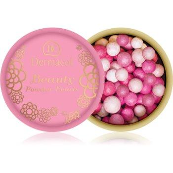 Dermacol Beauty Powder Pearls perle tonifiante pentru față poza noua